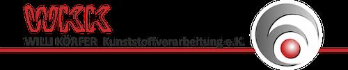 Kunststoffverarbeitung Körfer Logo