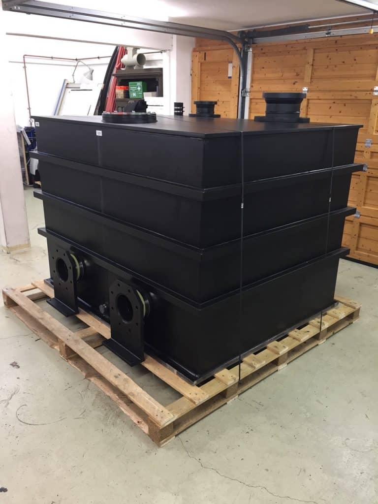 Kunststoffbehälter-Sonderbehälter